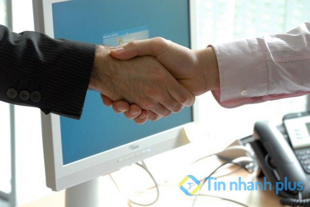 Bắt tay với các đối tác bí quyết thành công