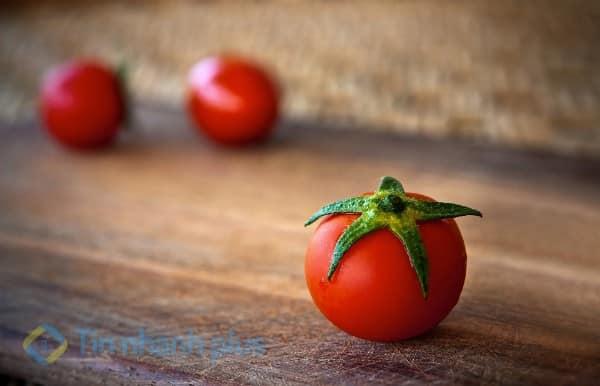 Cà chua giúp làm trắng da