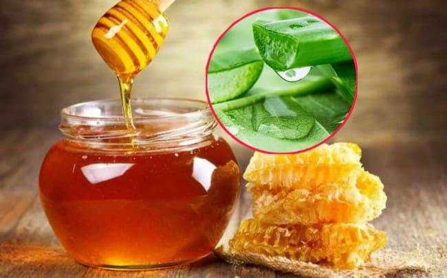mật ong giúp làm trắng da
