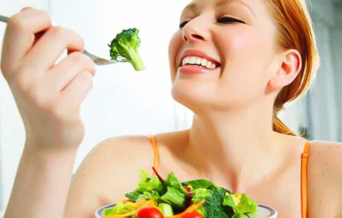 ăn rau củ quả có lợi cho sức khỏe