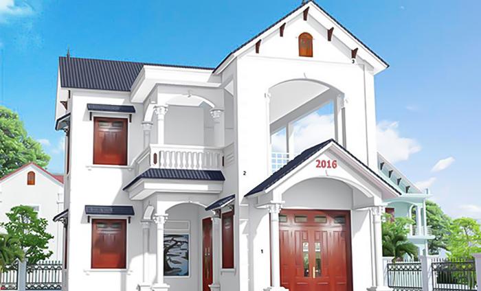 sinh năm 1996 sơn nhà màu gì