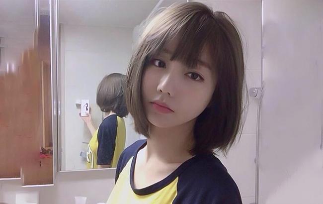 hình ảnh tóc ngắn mặt dài