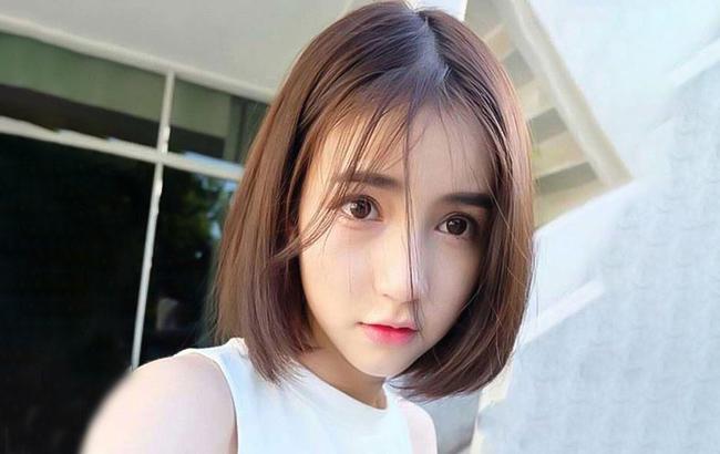tóc ngắn mặt dài
