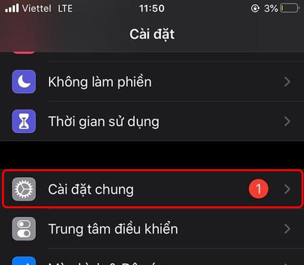 bật nút home ảo trên iphone 8 plus