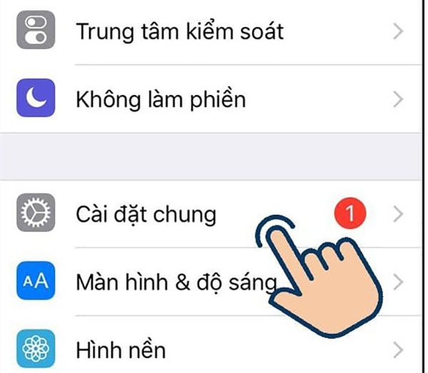 hướng dẫn bật nút hôm ảo trên iphone 7