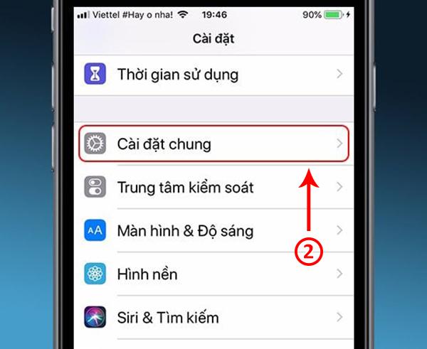 hướng dẫn bật nút home ảo trên iphone 6s
