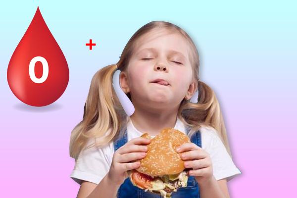 dinh dưỡng cho người nhóm máu o