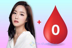 người nhóm máu o