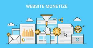 kiếm tiền từ website cá nhân