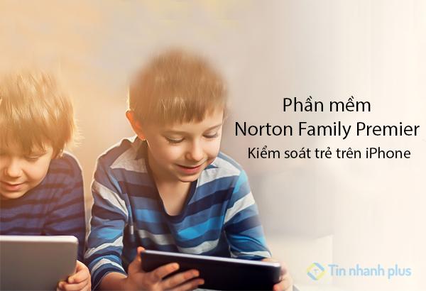 phần mềm norton family premier