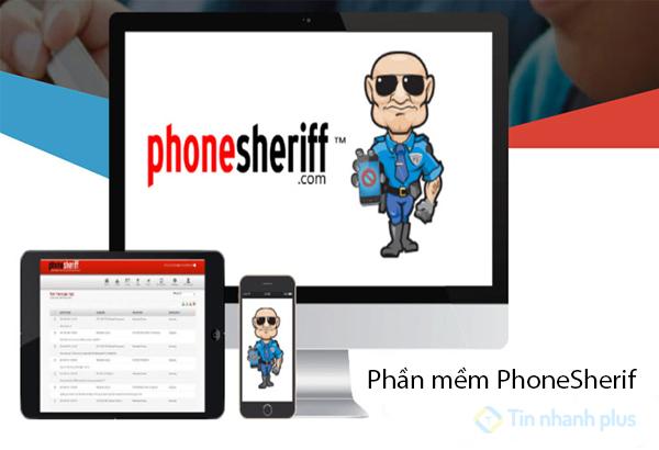 phần mềm phonesherif
