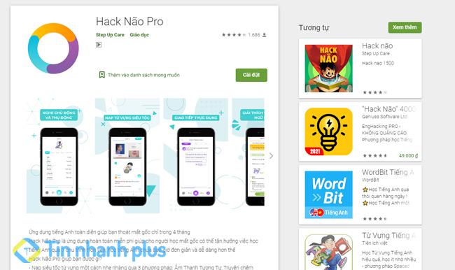 App Hack Não PRO