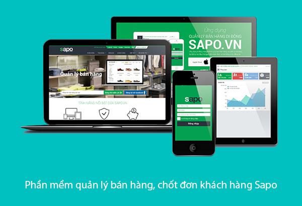 phần mềm chốt đơn hàng livestream sapo