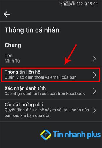 facebook không gửi tin nhắn sms
