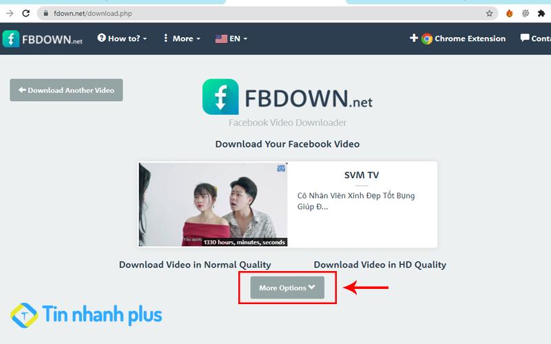 hướng dẫn cách tải video facebook về máy tính