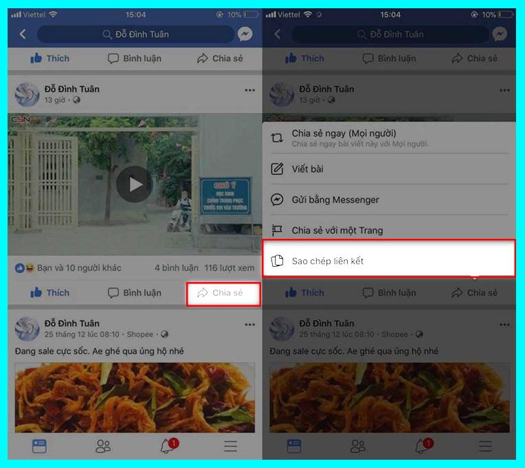 tải video facebook về iphone