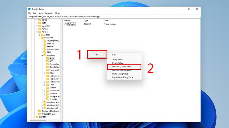tắt phần mềm chạy ngầm trên Windows
