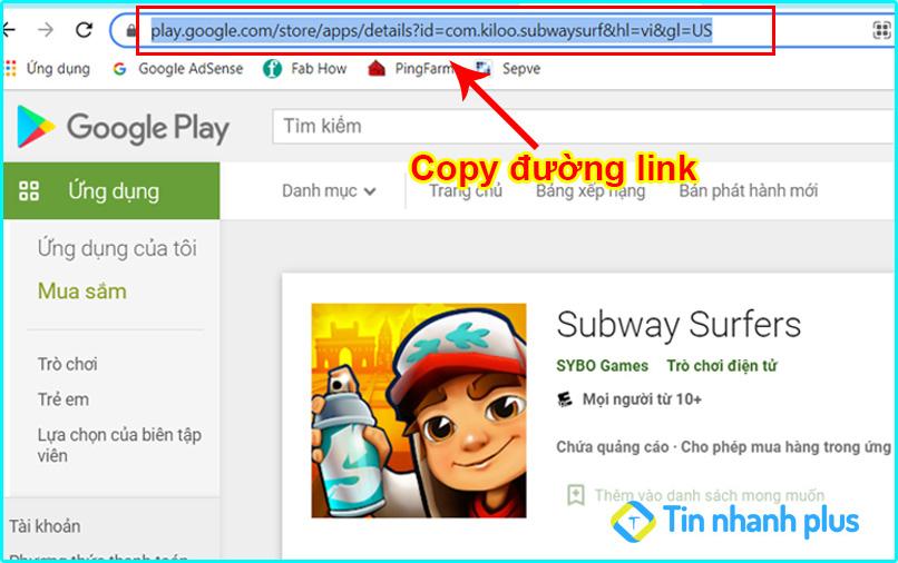hướng dẫn cách tải file apk trên google play về máy tính