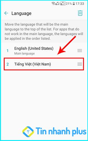 hướng dẫn cách chỉnh ngôn nguwxw messenger