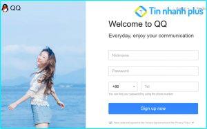 đăng ký qq không cần số điện thoại