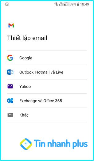 hướng dẫn cách kiểm tra email có tồn tại hay không trên điện thoại