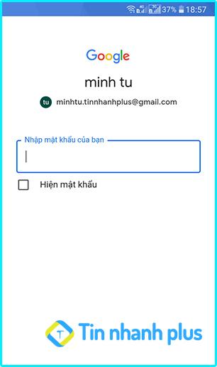 kiểm tra email trên điện thoại