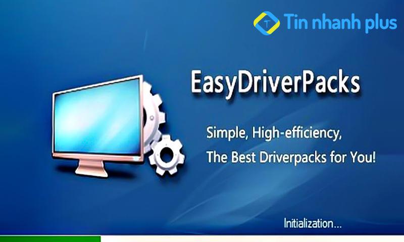 phần mềm easy driverpacks