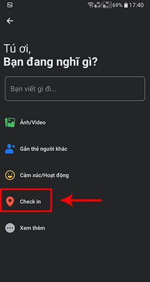 hướng dẫn cách tạo địa điểm check in trên điện thoại android