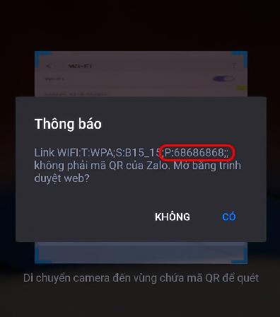 xem mật khẩu wifi bằng điện thoại android