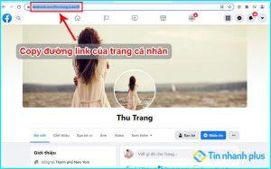 cách tìm id của facebook