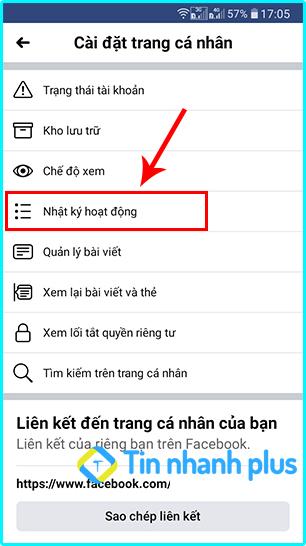 hướng dẫn cách xem số người theo dõi facebook trên điện thoại