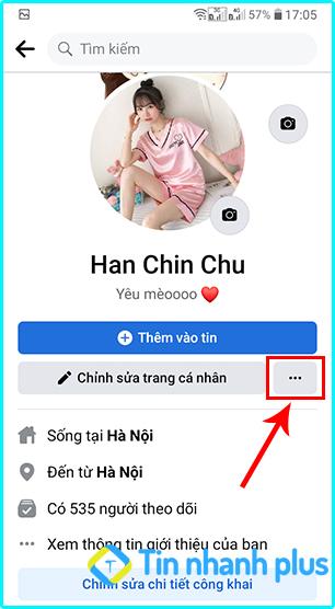 cách xem danh sách người theo dõi facebook bằng điện thoại