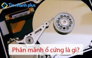 chống phân mảnh ổ cứng điện thoại