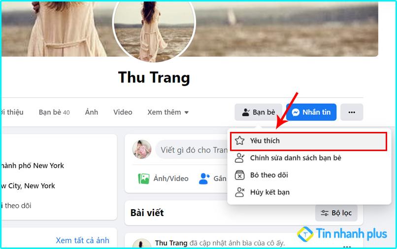 sửa lỗi Facebook không hiển thị bài đăng của bạn bè trên máy tính