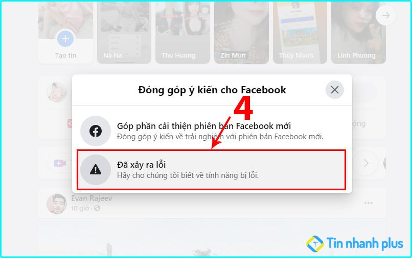 khắc phục lỗi không thể tham gia nhóm trên facebook bằng máy tính