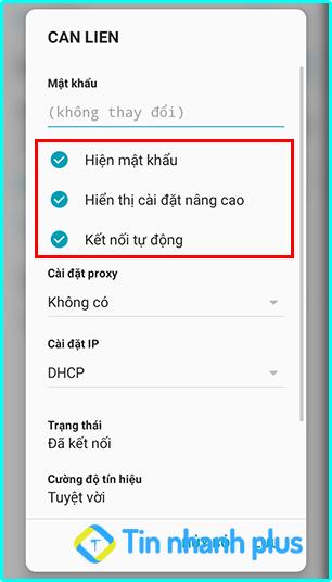 hướng dẫn thay đổi dns trên điện thoại