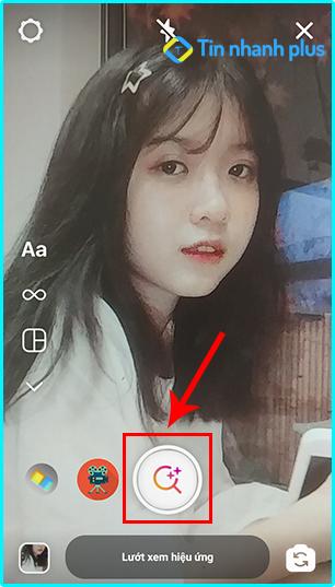 cách tìm kiếm filter trên instagram