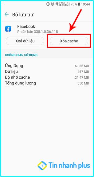 hướng dẫn cách cache trên facebook